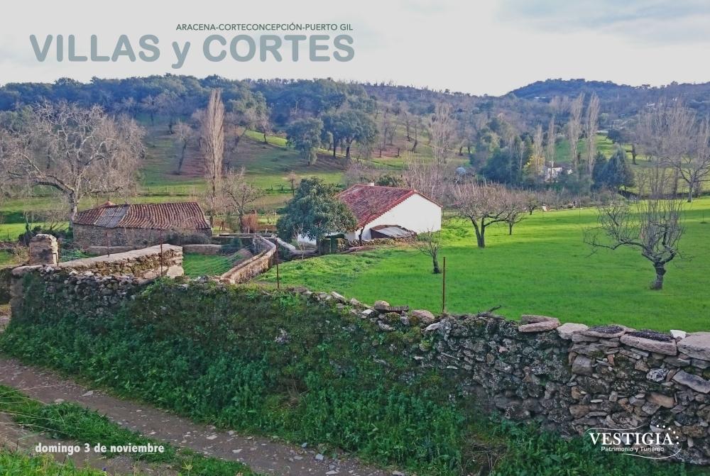 CARTEL VILLAS Y CORTES