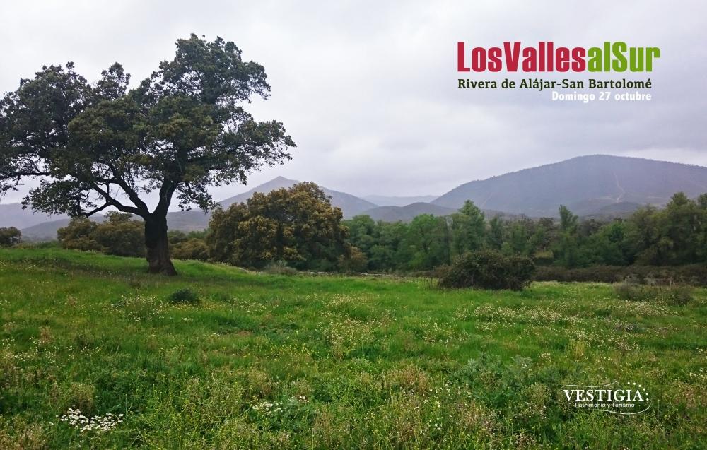 Cartel los valles al sur